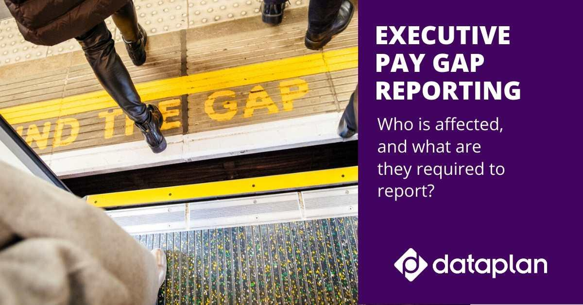 Executive Pay Gap Reporting